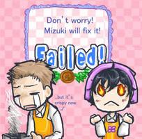 PoT: COOKING MIZUKI by ryounkura