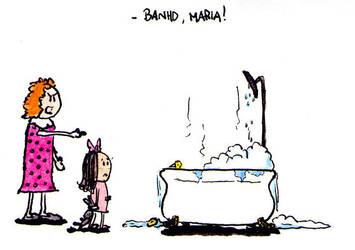 banho, maria by kangee