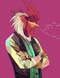 Hotline Miami by Galaxianin
