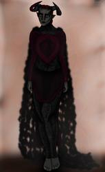 Inquisitor Adaar by Lainpinky131