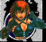 Chaos Comics Chastity page Decoration by Vampirella-Selene