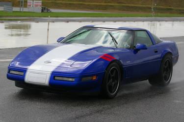 Corvette C4 Grand Sport by Ferosso