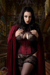 Submit to My Immortal Kiss by ShadowDreamers