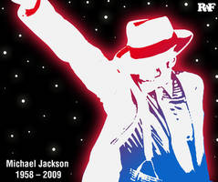 Michael Jackson by rafiqm