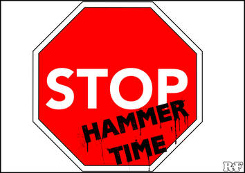 Stop Hammer time by rafiqm