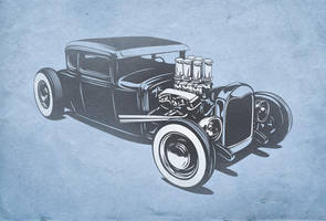 Ford 5 Window by PachecoKustom