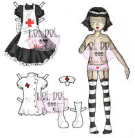 N 2 PAPER DOLL contest by TrevorBrown