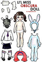 N 5 PAPER DOLL contest by TrevorBrown