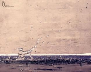 Water dude by BrunoDeLeo