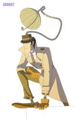 Inspector Gadget by nlombardo