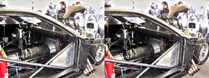 Dragster v8 in 3D (stereoscopic) 5 by Bigburgy