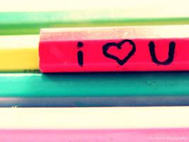 I love you by iuliana13