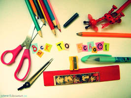 Back To School by iuliana13