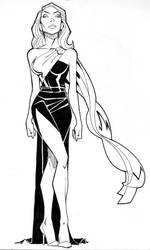 Kathleen Turner maybe? by MrOrozco