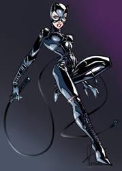 Catwoman - Batman Returns by MrOrozco