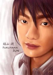 Fukuyama Jun by Shiroi-Ai