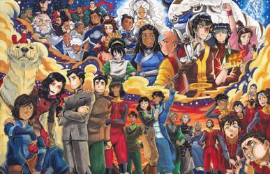 Legacy by mikkusushi