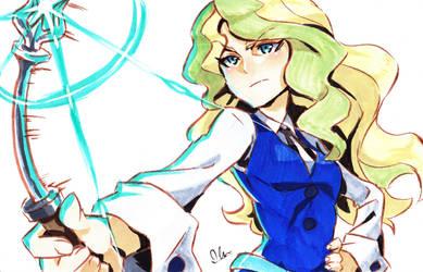 Diana by mikkusushi