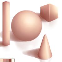 Skin Color Palette by LemonPetals