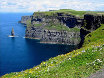 Cliffs of Moher by Pecetta