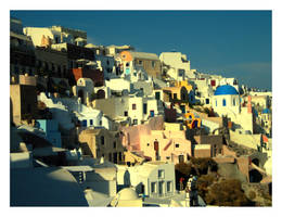 Colorful Greece by Pecetta