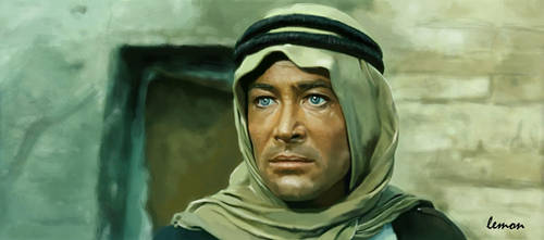 Peter O'Toole by Franki1981
