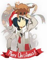 Merry Christmas by kerochao