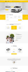 Royal Cars PSD Template Home V.3 by youwes