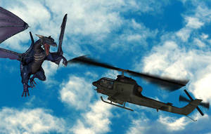dragon  gunship by sedsone