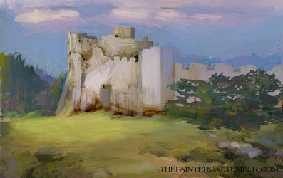 Castle by kowsk