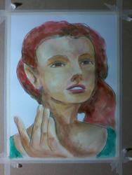Fairy face by loretta-nash