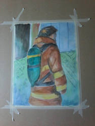 Fireman by loretta-nash