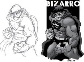 Bizarro by lordmesa