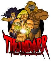Thundarr by lordmesa