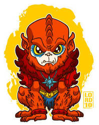 Lil Beastman by lordmesa