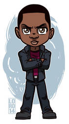 Arrow - Diggle by lordmesa