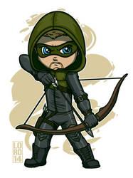 Arrow - Ollie by lordmesa