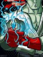 Ryu by lordmesa