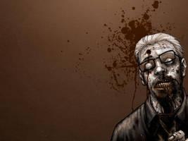 Tony Moore Zombie by daver
