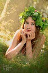 Forest fairy 3 by papaja94