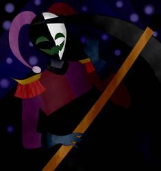 The Dark Jester by Quillwrite7x