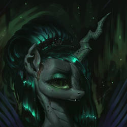Change from the Chrysalis by AssasinMonkey