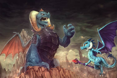 Scale of Lords by AssasinMonkey