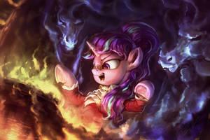 The Cauldron's Tails by AssasinMonkey