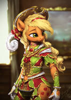 Fit for Apples by AssasinMonkey