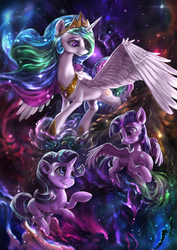 Celestial Accord by AssasinMonkey