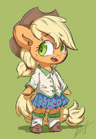Another Apple by AssasinMonkey