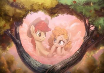 Heart Entwine by AssasinMonkey