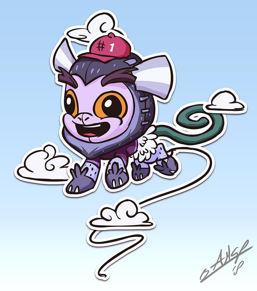 Mascot Marmoset by AssasinMonkey