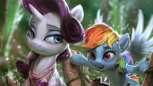 Rafting Friend Ship by AssasinMonkey